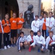 2017.10.30. – 11.05. U14A Girona, Barcelona