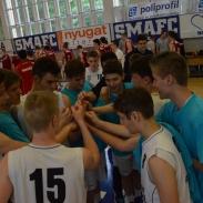 2015.05.15. U16 Döntő: SSI–Honvéd