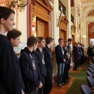 2015.05.28. U16 Kitüntetés