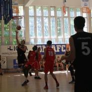 2018.04.28. U18 Szolnoki Sportcentrum – PVSK Nemzeti Akadémia