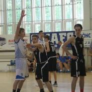 2018.04.29. U18 BDSE/A – Szolnoki Sportcentrum