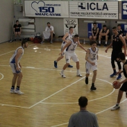 2018.04.29. U18 ELITE Basket Törökbálint – PVSK Nemzeti Akadémia