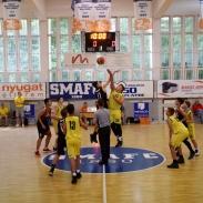 2018.05.25. U14 Zsíros Akadémia Kőbánya/A – Soproni SI KA/A
