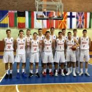 2018.08.09–19. U16 EB Szarajevó