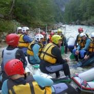 2018.08.18-19. Salza – rafting