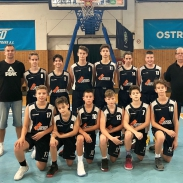 2018.09.20–24. U14 EYBL, Ostrava