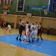 2018.12.14. U15 Ostrava: WKK Wroclaw – SSI KA