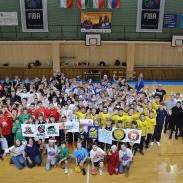 2018.12.14. U15 Ostrava: Megnyitó