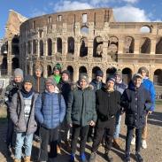 2019.01.04–06. U12 In.To.Rome