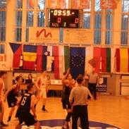2019.01.18. U15 EYBL 4. Kosaraski Klub Grosuplje – Soproni Sportiskola