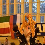 2019.01.19. U15 EYBL 4. Soproni Sportiskola – Fortitudo 103 Academy (PT)
