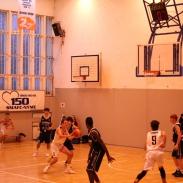 2019.01.19. U15 EYBL 4. Soproni Sportiskola – Fortitudo 103 Academy (TE)
