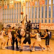 2019.01.20. U15 EYBL 5. Soproni Sportiskola – HSC Rome (PMCs)