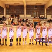 2019.01.20. U15 EYBL 5. Soproni Sportiskola – HSC Rome (TE)