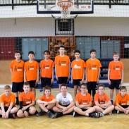 2019.01.27. U12B Soproni Sportiskolás Sasok