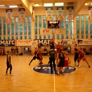 2019.05.10. 01. U16/A döntő: Szolnoki Sportcentrum/A – MAFC/A