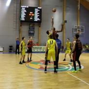 2019.05.11. 03. U16/A döntő: Zsíros Akadémia Kőbánya/A – Kosárlabda Akadémia Pécs/A