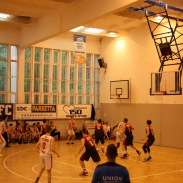 2019.05.12. 04. U16/A döntő: Kosárlabda Akadémia Pécs/A – Vasas Akadémia/A