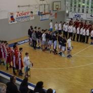 2015.05.14. U16 Döntő – megnyitó