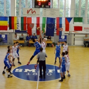 2017.09.29. U14 EYBL Beograd–Mladost Zenum