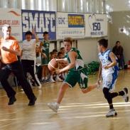 2017.10.01. U14 EYBL Mladost Zemun–Balkan
