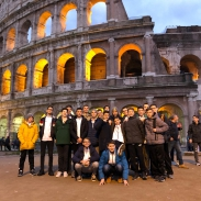 2020.01.06. In To Roma